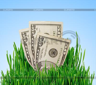 Geldmengenwachstum. Finanzielle Konzept. | Foto mit hoher Auflösung |ID 3019838