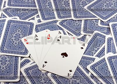 Aces | Foto stockowe wysokiej rozdzielczości |ID 3063641