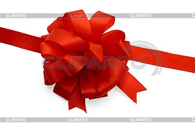 선물 리본 및 빨간색 활 | 높은 해상도 사진 |ID 3063643