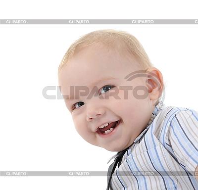 Portret szczęśliwy dziecka | Foto stockowe wysokiej rozdzielczości |ID 3021647
