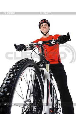 人像的自行车 | 高分辨率照片 |ID 3022052