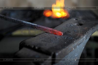 Element in der Schmiede | Foto mit hoher Auflösung |ID 3022098