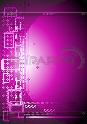 Jasny abstrakcyjna fioletowe tło | Klipart wektorowy |ID 3022986