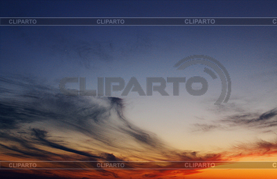 Schöner Sonnenuntergang | Foto mit hoher Auflösung |ID 3023426