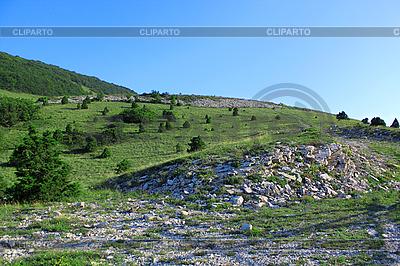 Abhang des Berges | Foto mit hoher Auflösung |ID 3023614
