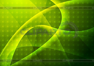 Grüne Abstraktion | Stock Vektorgrafik |ID 3024623