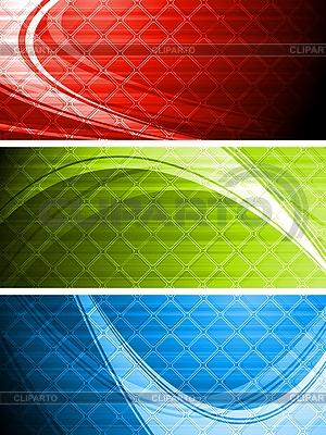 Werbebanner Sammlung | Stock Vektorgrafik |ID 3024776