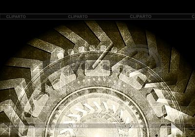 Abstrakter Grunge-Hintergrund | Stock Vektorgrafik |ID 3029094
