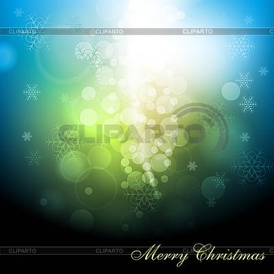 Abstrakter Weihnachts-Hintergrund | Stock Vektorgrafik |ID 3081976