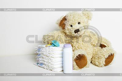 Zubehör für Neugeborene | Foto mit hoher Auflösung |ID 3032466