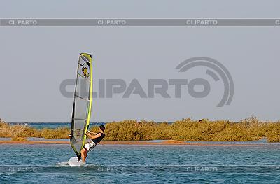 Windsurfen am Roten Meer | Foto mit hoher Auflösung |ID 3026179