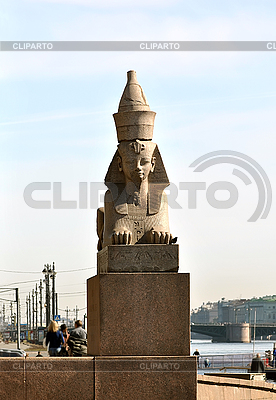 Sphinx in St. Petersburg | Foto mit hoher Auflösung |ID 3031795