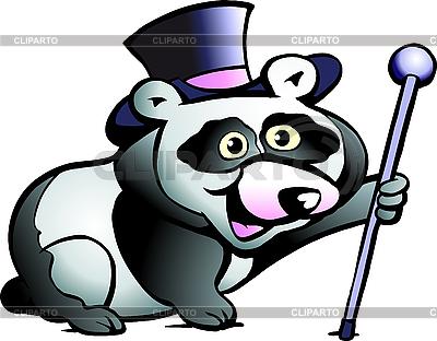 Panda-Bär | Stock Vektorgrafik |ID 3031775