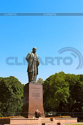 Pomnik poety Tarasa Szewczenki | Foto stockowe wysokiej rozdzielczości |ID 3068443