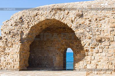 Древняя каменная арка | Фото большого размера |ID 3039094