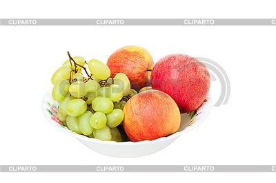 Owoce na talerzu | Foto stockowe wysokiej rozdzielczości |ID 3048857