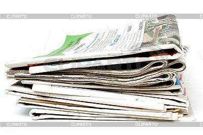 Zeitungen | Foto mit hoher Auflösung |ID 3060796