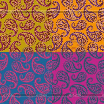 Nahtlose Muster - Paisley | Stock Vektorgrafik |ID 3292579