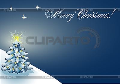 Kartka świąteczna | Klipart wektorowy |ID 3054565