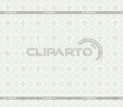 Heraldischer Hintergrund | Stock Vektorgrafik |ID 3061280