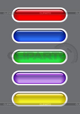 Przyciski | Klipart wektorowy |ID 3079050