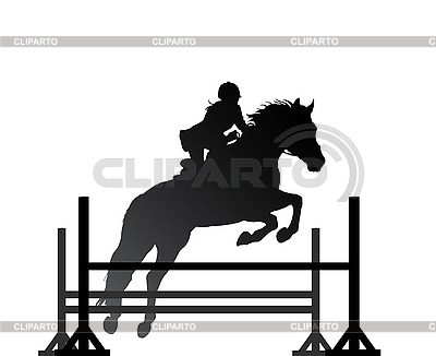 Pferdesport | Stock Vektorgrafik |ID 3079274