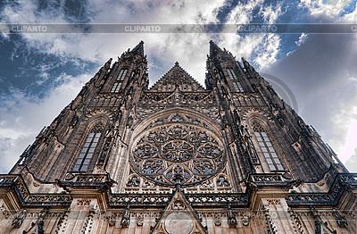 Katedra Świętego Wita | Foto stockowe wysokiej rozdzielczości |ID 3040342