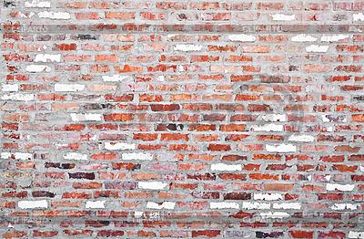 Старая кирпичная стена | Фото большого размера |ID 3040477