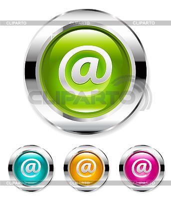 E-Mail-Tasten | Stock Vektorgrafik |ID 3050535