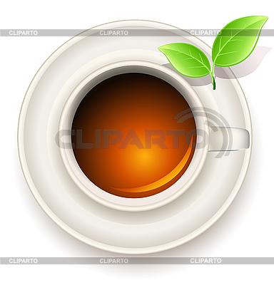 Filiżanka herbaty | Klipart wektorowy |ID 3050558