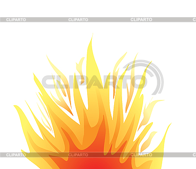 Pożar | Klipart wektorowy |ID 3072954