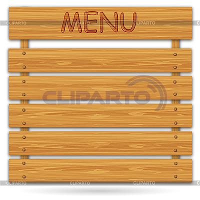 餐厅的菜单板 | 高分辨率插图 |ID 3045665