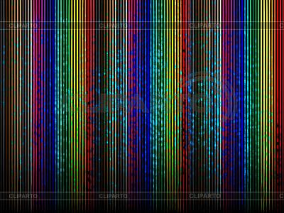 Kolorowe paski i plamy | Stockowa ilustracja wysokiej rozdzielczości |ID 3047725