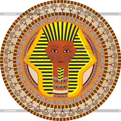 Pharao | Stock Vektorgrafik |ID 3064006
