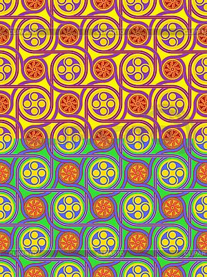 Hintergrund mit keltischem Muster | Stock Vektorgrafik |ID 3102502