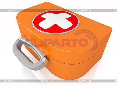 Medycyna zestaw pierwszej pomocy | Stockowa ilustracja wysokiej rozdzielczości |ID 3111902