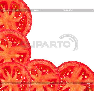 Tomaten-Ecke | Foto mit hoher Auflösung |ID 3039889