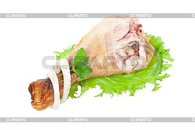 Udko z kurczaka | Foto stockowe wysokiej rozdzielczości |ID 3044235