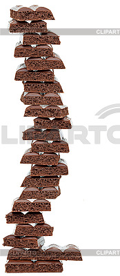 Dunkle Schokolade | Foto mit hoher Auflösung |ID 3057357