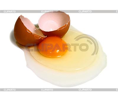 Zerbrochenes Ei | Foto mit hoher Auflösung |ID 3040711