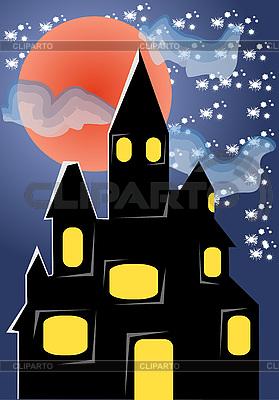 Burg | Stock Vektorgrafik |ID 3043890
