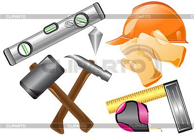Narzędzia budowlane | Klipart wektorowy |ID 3044181