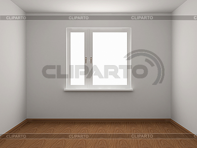 Pusty pokój | Stockowa ilustracja wysokiej rozdzielczości |ID 3061923
