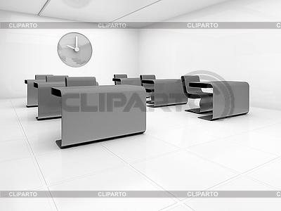 Leeres Klassenzimmer | Illustration mit hoher Auflösung |ID 3061957