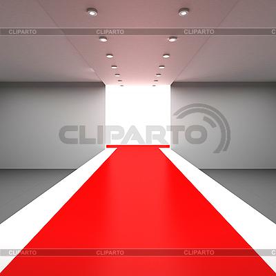 Fashion runway | Stockowa ilustracja wysokiej rozdzielczości |ID 3061980