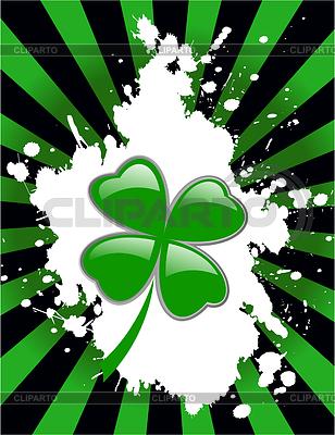 Hintergrund für St. Patricks Day   Stock Vektorgrafik  ID 3219288