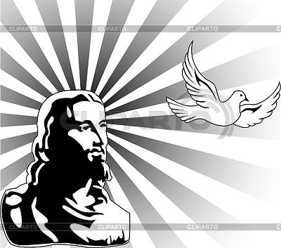 Jezus | Klipart wektorowy |ID 3219863