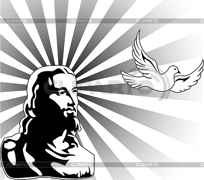 Jesus | Stock Vektorgrafik |ID 3219863