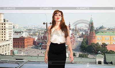 Schauspielerin Angelina Jolie | Foto mit hoher Auflösung |ID 3056422