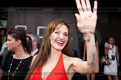 Aktorka Angelina Jolie | Foto stockowe wysokiej rozdzielczości |ID 3056429
